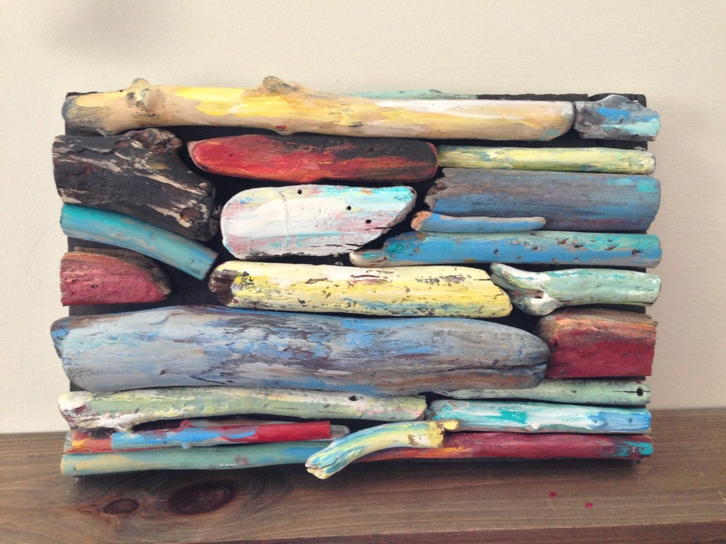How To Paint Wood To Look Like Driftwood